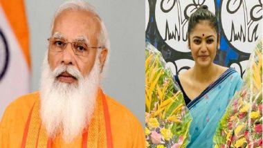 Saayoni Ghosh: মোদীর 'নির্লজ্জ  ইলেকশনবাজি', কোভিড নিয়ে যোগীর প্রশংসায় প্রধানমন্ত্রীকে কটাক্ষ সায়নীর