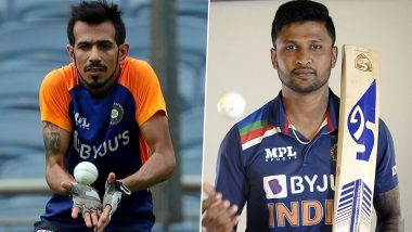 Yuzvendra Chahal & K Gowtham COVID-19 Positive: ভারতীয় ক্রিকেট দলে ফের করোনা হানা, এবার আক্রান্ত যুজবেন্দ্র চাহাল ও কে গৌতম