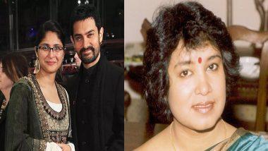 Aamir & Kiran: আমির-কিরণ সুখী থাকার অভিনয় করতেন! বিস্ফোরক তসলিমা