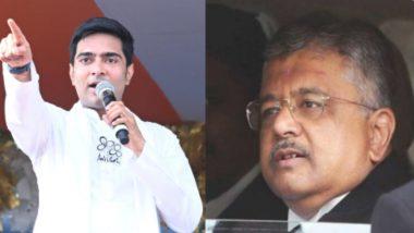 Abhishek Banerjee Slams Tussar Mehta: তুষার মেহতা 'বিজেপির সিক্রেট জেনারেল', টুইটারে তোপ অভিষেকের