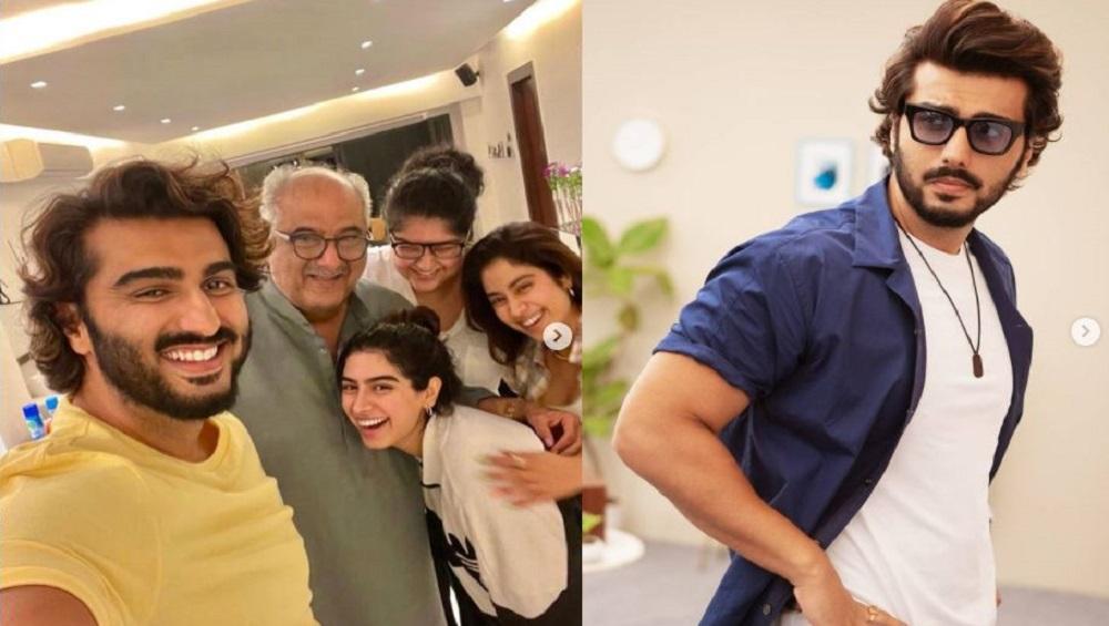 Arjun Kapoo: সৎ বোন জাহ্নবী, খুশির সঙ্গে সম্পর্ক কেমন, সত্যি প্রকাশ অর্জুনের