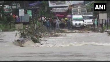 West Bengal: মুষলধারে বৃষ্টিতে বাড়ছে শীলাবতীর জল, বানভাসি বাঁকুড়া