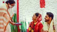 Devlina Kumar: মুখ্যমন্ত্রীর আশীর্বাদ, বিয়ের আসরের ছবি শেয়ার করলেন উত্তম কুমারের নাতবউ