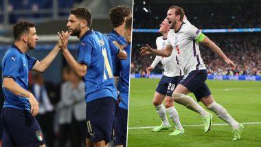 England vs  Italy, Euro 2020: ইংল্যান্ড না ইতালি, ফাইনালে কারা কোথায় এগিয়ে