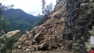 Himachal Pradesh: প্রবল বৃষ্টির পর ধসে মান্ডি থেকে কুলুর রাস্তা বিচ্ছিন্ন