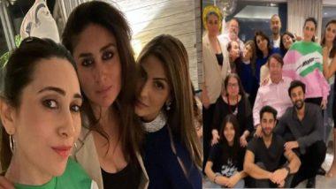 Kareena Kapoor Khan: নীতু কাপুরের জন্মদিনে 'গ্ল্যামারাস কাপুর গার্লস', নজর কাড়লেন করিনা