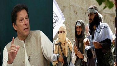 'তালিবানকে সাহায্য করছে পাকিস্তান', এসব দাবি মিথ্যে, ভিত্তিহীন, দাবি ইমরানের