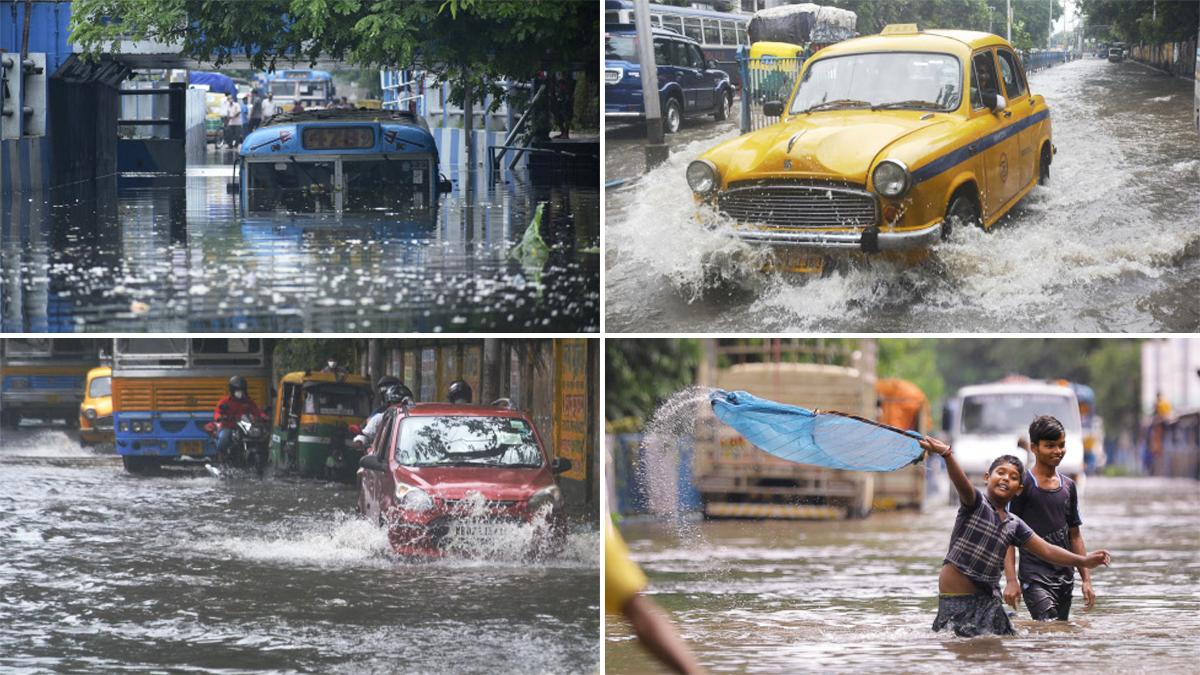 West Bengal Weather Update: সকাল থেকেই আকাশের মুখ ভার, কলকাতা-সহ দক্ষিণবঙ্গে ভারী বৃষ্টির পূর্বাভাস