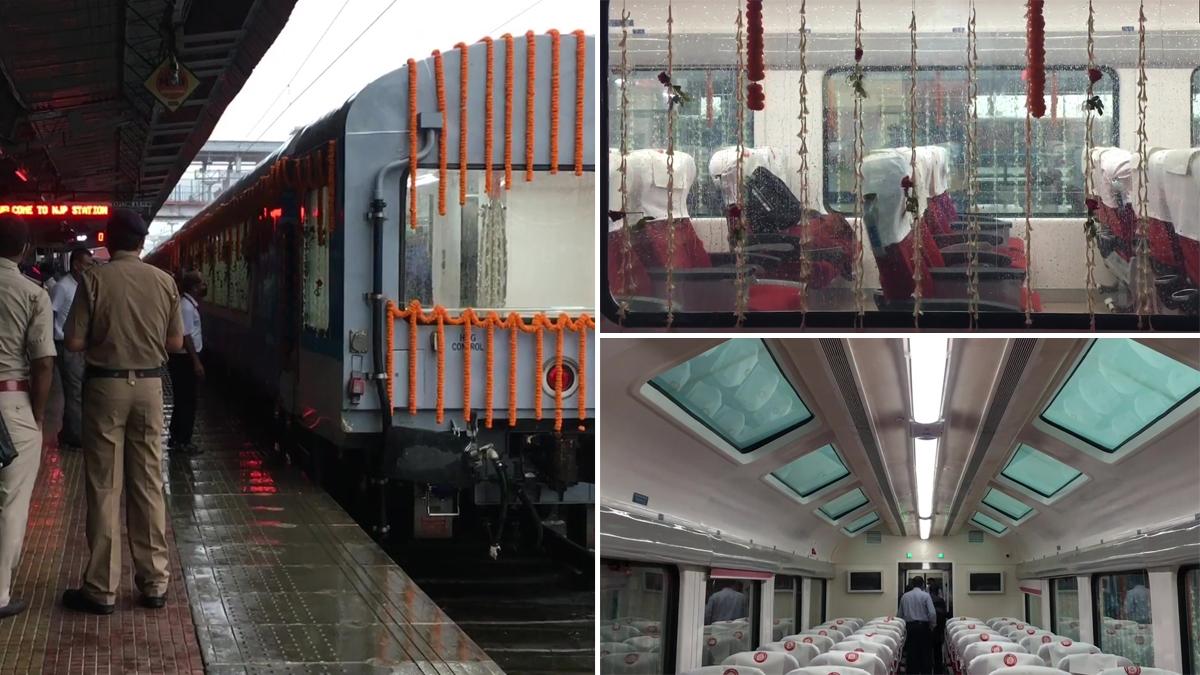 Vistadome Coach Train Service: যাত্রা শুরু করল নিউ জলপাইগুড়ি-আলিপুরদুয়ার ভিস্টাডোম কোচ