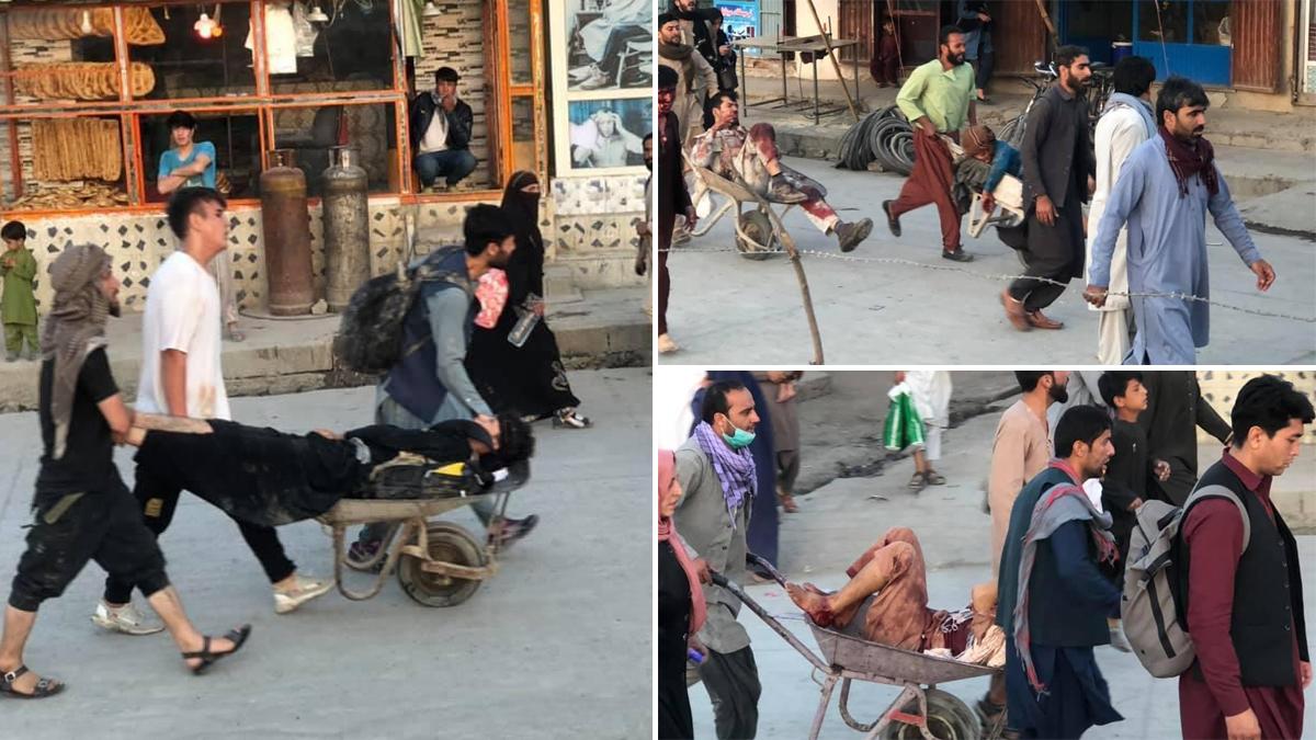Kabul Airport Blast: কাবুল বিমানবন্দরের বাইরে বিস্ফোরণ, হতাহতের খবর নেই
