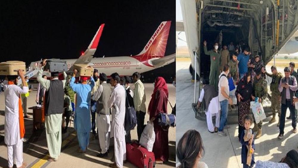 Afghanistan crisis: অশান্ত আফগানিস্তান থেকে উদ্ধার ৭৮, বায়ুসেনার বিমানে দিল্লিতে ফিরলেন ২৫ জন ভারতীয়