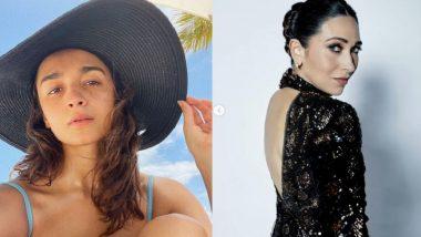 Karisma Kapoor: আলিয়া কি কাপুর বাড়ির সদস্য? মুখে কুলুপ আঁটলেন করিশ্মা, দেখুন ভিডিয়ো