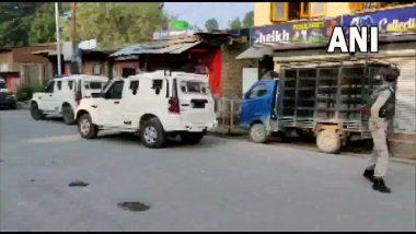 Jammu Kashmir: বদগাঁও এনকাউন্টারে দ্বিতীয় জঙ্গিকে পাকড়াও করল বাহিনী