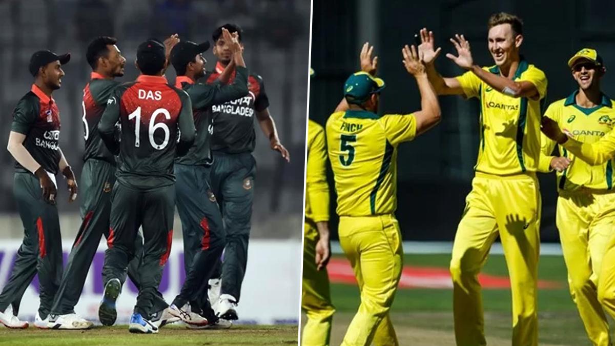 Bangladesh vs Australia 1st T20I 2021 Live Streaming: কোথায়, কখন দেখবেন বাংলাদেশ বনাম অস্ট্রেলিয়া প্রথম টি-২০ ম্যাচের সরাসরি সম্প্রচার