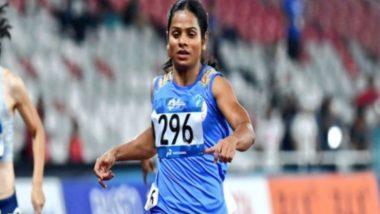 Tokyo Olympics 2020: টোকিও অলিম্পিকের ২০০ মিটার স্প্রিন্টেও ব্যর্থ ভারতের দ্যুতি চাঁদ