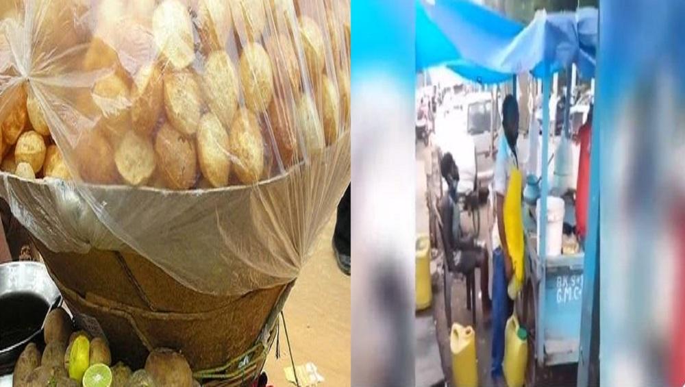 Viral Video: ফুচকার জলে প্রস্রাব মিশিয়ে বিক্রি, পাকড়াও বিক্রেতা, ভাইরাল ভিডিয়ো
