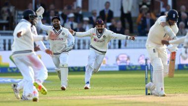 Lord's Test Match: বুমরা-শামি-সিরাজদের দুরন্ত পারফরম্যান্সে লর্ডসে স্মরণীয় টেস্ট জয়, সিরিজে ১-০ এগিয়ে গেলেন বিরাট কোহলিরা