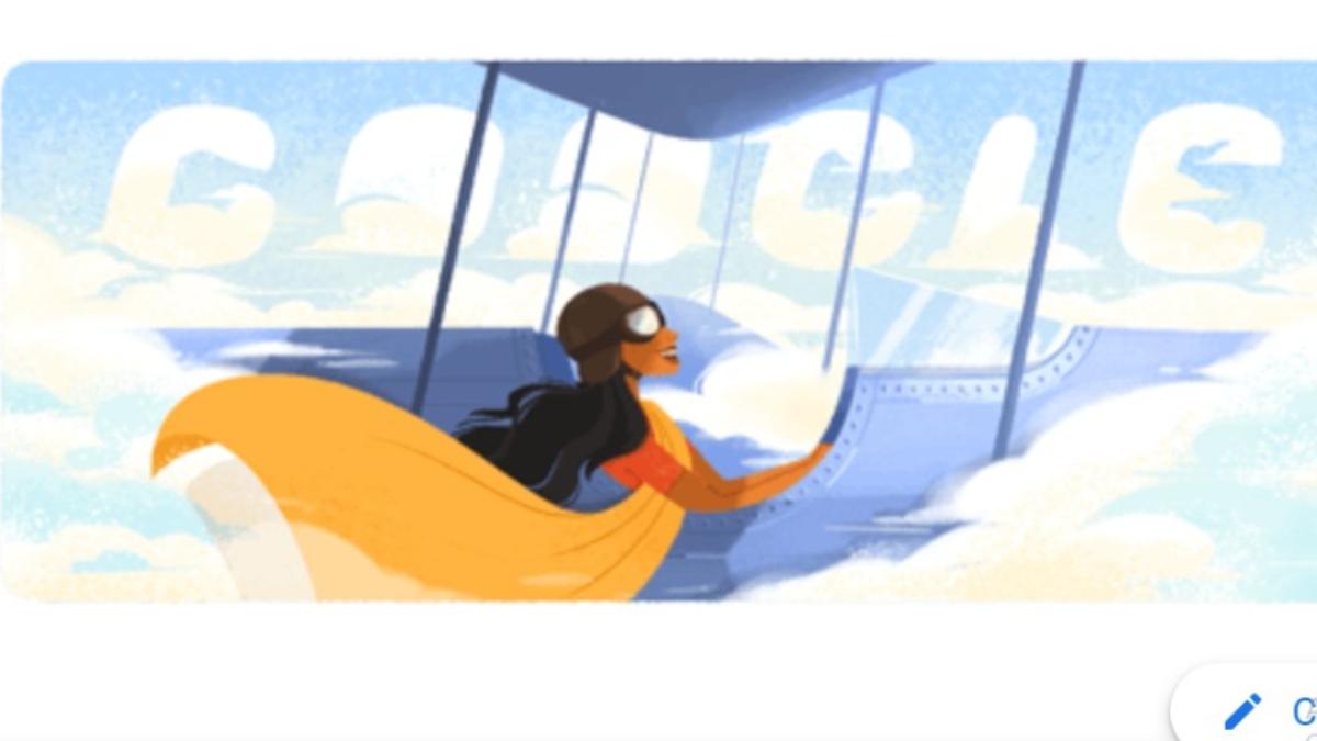 Google Doodle: ভারতের প্রথম মহিলা বিমান চালক সরলা ঠকরালের জন্মদিনে বিশেষ ডুডল গুগলের