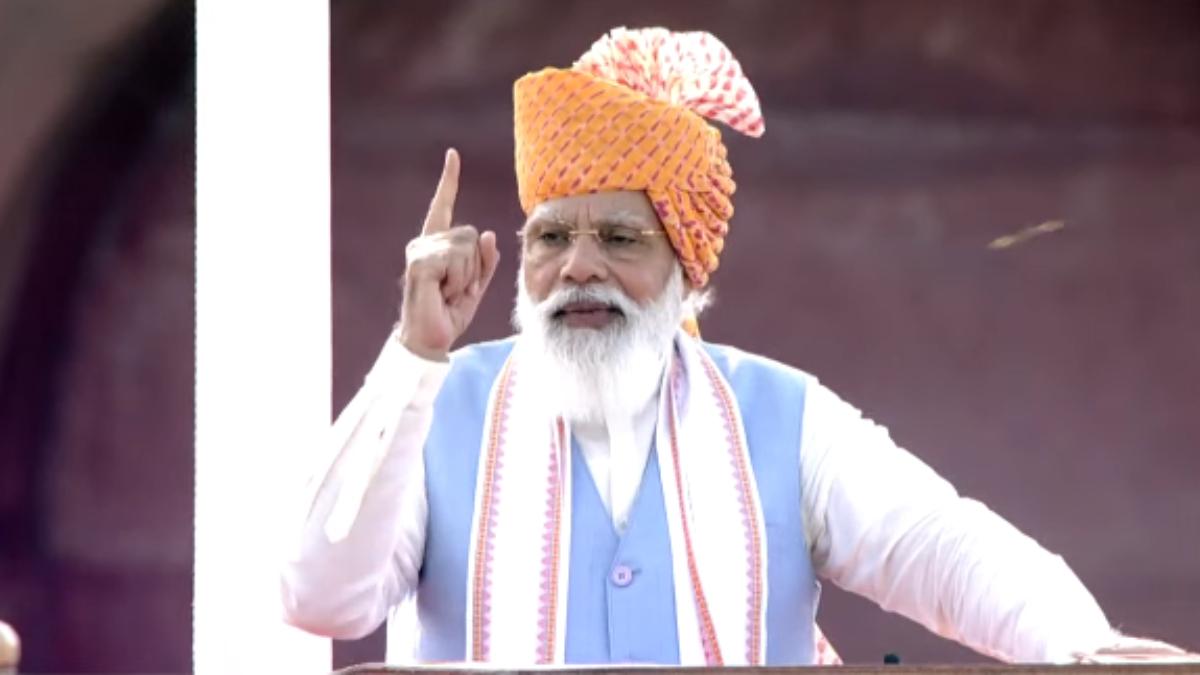 Independence Day 2021 Live Updates: ২১ শতকে ভারতকে স্বপ্নপূরণ থেকে কেউ রুখতে পারবে না: প্রধানমন্ত্রী