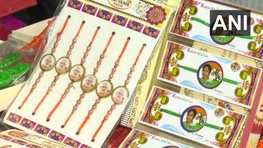 Raksha Bandhan 2021: রাখির বাজারে জোর টক্কর মোদী-মমতার, কিনতে উপচে পড়া ভিড়