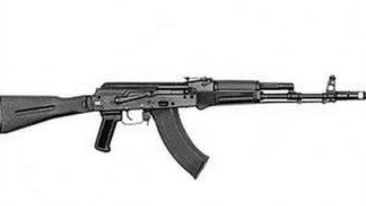 AK-103 Assault Rifles Deal: রাশিয়ার থেকে ৭০ হাজার AK-103 অ্যাসল্ট রাইফেল কেনার চুক্তি করল বায়ুসেনা
