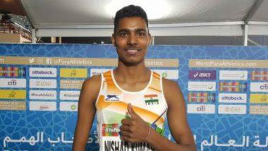 Nishad Kumar Wins Silver: টোকিও প্যারালিম্পিক্সের হাইজাম্পে রুপো জিতলেন ভারতের নিশাদ কুমার