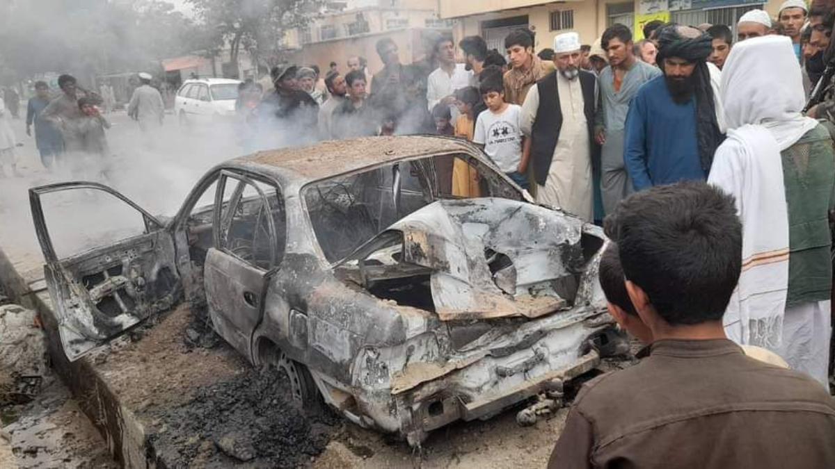 Rocket Attack on Kabul Airport: কাবুল বিমানবন্দরে রকেট হামলার দায় স্বীকার করল ইসলামিক স্টেট