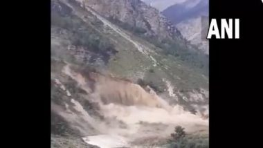 Himachal Pradesh: ফের ভয়াবহ ধ্বস হিমাচল প্রদেশে, দেখুন ভিডিয়ো