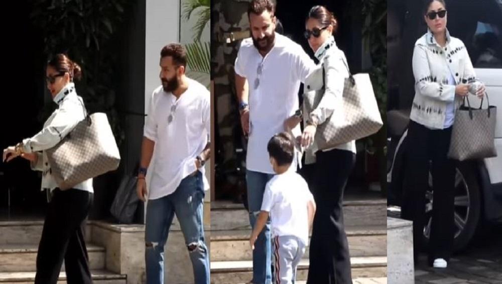 Kareena Kapoor Khan: সঙ্গে তৈমুর, জেহ, ব্যক্তিগত বিমানে চেপে মালদ্বীপে উড়ে গেলেন 'সইফিনা'