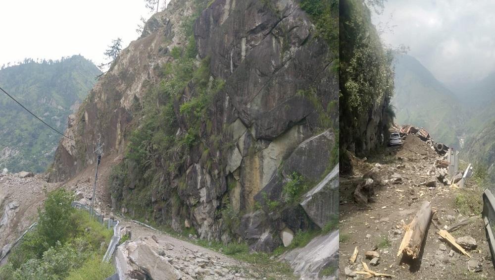 Landslide in Himachal Pradesh: হিমাচলের কিন্নরে ভয়াবহ ধ্বস, ধ্বসস্তূপের নীচে আটকে কমপক্ষে ৪০