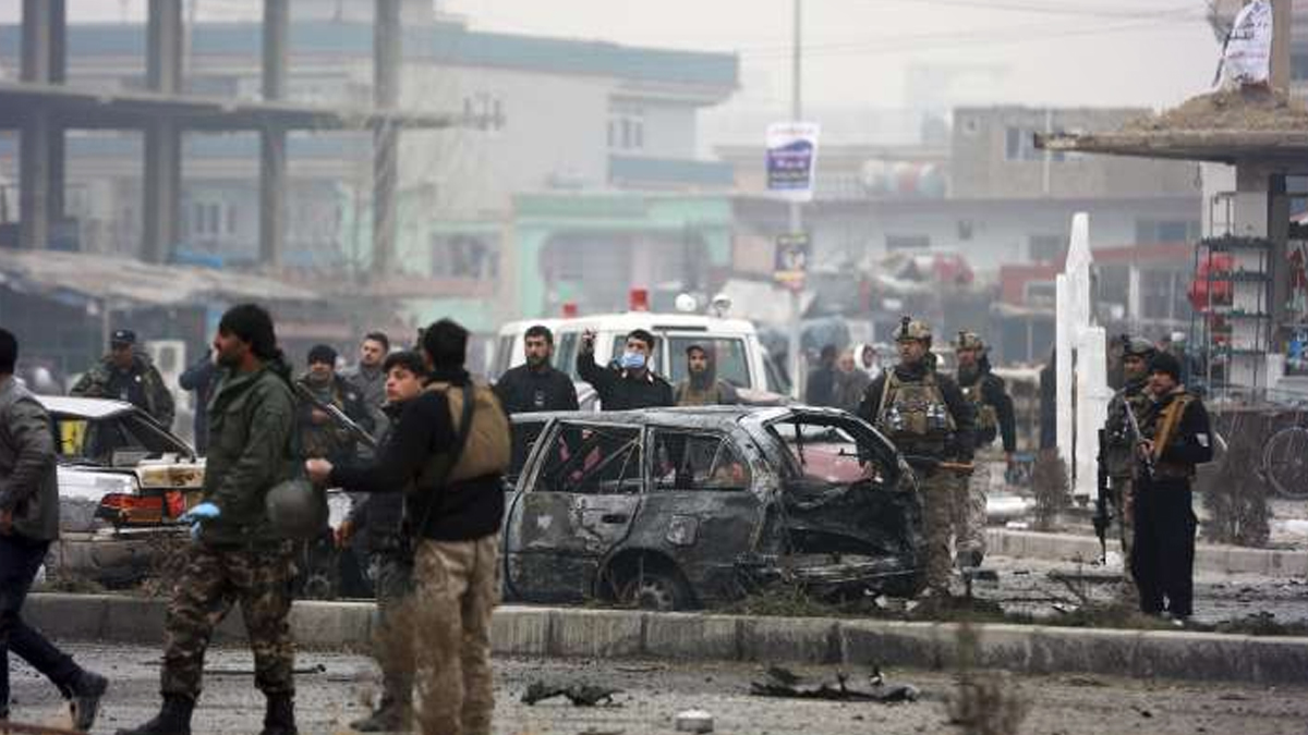 Kabul Blast: কাবুলে আত্মঘাতী বোমা বিস্ফোরণে নিহত বেড়ে ৯০, জখম দেড়শোর বেশি