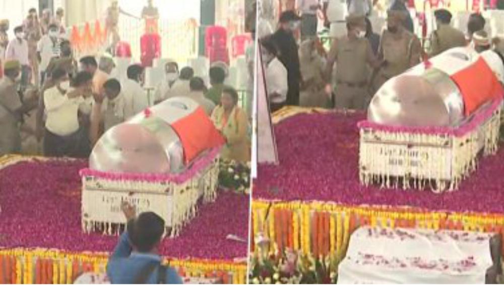 Kalyan Singh Dies: বুলন্দশহরের নারোরা ঘাটে উত্তরপ্রদেশের প্রয়াত প্রাক্তন মুখ্যমন্ত্রীর শেষকৃত্য আজ