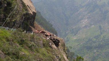 Himachal Pradesh In Landslide: কিন্নরে ধ্বংসস্তূপ সরিয়ে চলছে প্রাণ বাঁচানোর কাজ, দেখুন