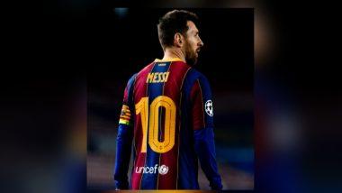 Lionel Messi Left Barcelona: ১৭ বছরের জোড় ভাঙল, বার্সেলোনা ছাড়লেন লিওনেল মেসি