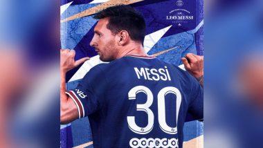 PSG Confirms Lionel Messi's Signing: ২ বছরের চুক্তি, প্যারিসের PSG-তে লিওনেল মেসি