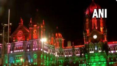 Independence Day 2021: স্বাধীনতা দিবসের আগে মুম্বই সেজে উঠল তেরঙ্গায়, দেখুন