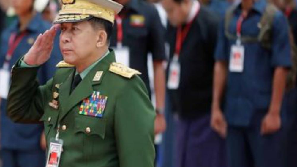 Myanmar: নিজেকেই দেশের প্রধানমন্ত্রী হিসেবে ঘোষণা করলেন মায়ানমারের সেনা প্রধান মিন অং হ্লাইং