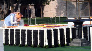 Independence Day 2021: রাজঘাটে মহাত্মা গান্ধীকে শ্রদ্ধা জানালেন প্রধানমন্ত্রী নরেন্দ্র মোদী