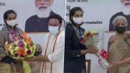 PV Sindhu: অলিম্পিকে ব্রোঞ্জ পদক জয়ী পি ভি সিন্ধুকে সংবর্ধনা দিলেন কেন্দ্রীয় মন্ত্রী নির্মলা সীতারামন