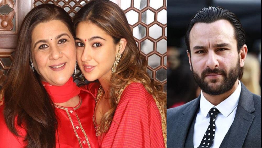 Sara Ali Khan: সইফের সঙ্গে কেন থাকেন না, বাবাকে নিয়ে মুখ খুললেন সারা