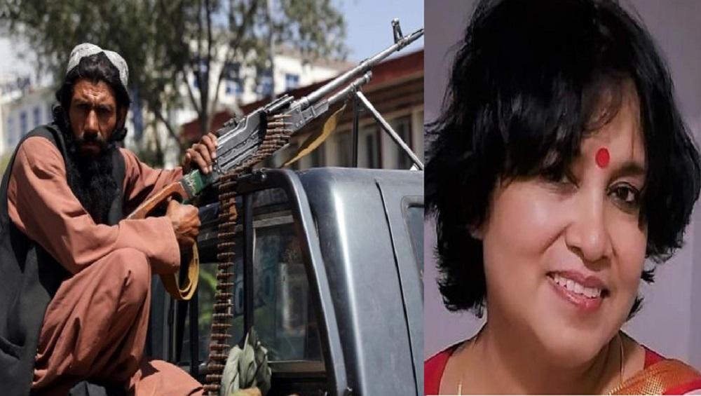 Taslima Nasreen: 'কীভাবে মহিলাদের সম্মান করতে হয় বর্বর তালিবান জানে না', আক্রমণ তসলিমার