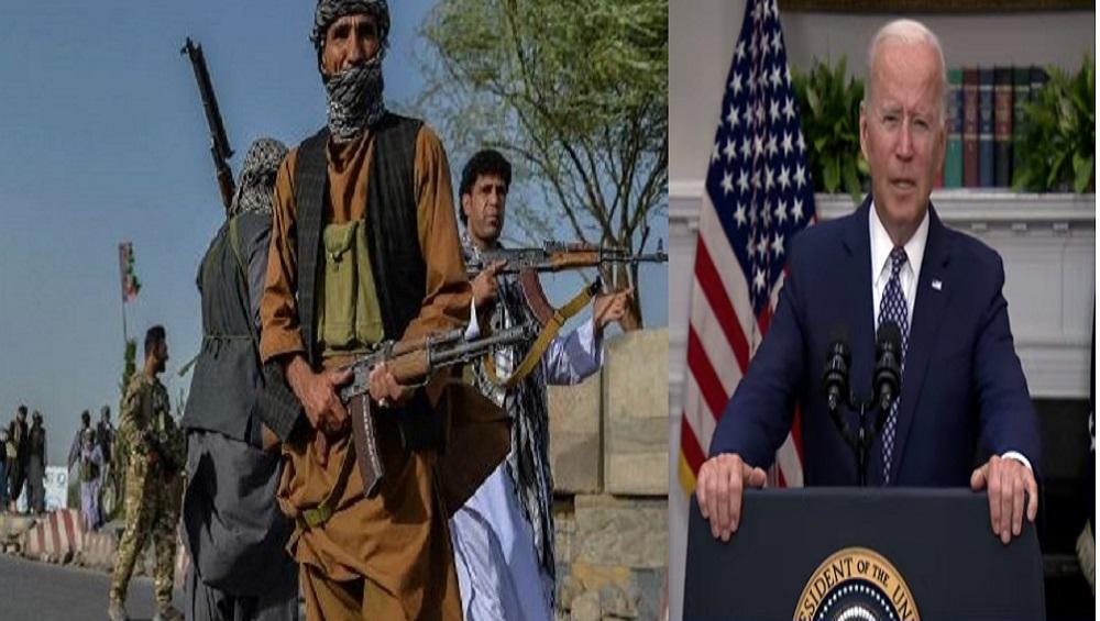Taliban: তালিবানের উপর নির্ভর করছে মার্কিন সেনার আফগানিস্তান ছাড়ার পরিকল্পনা, সুর চড়ালেন বাইডেন