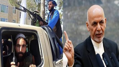 Taliban: 'অস্থিরতা প্রতিহত করে তালিবানের হাত থেকে নাগরিকদের রক্ষা করব', আশ্বাস আফগান রাষ্ট্রপতির
