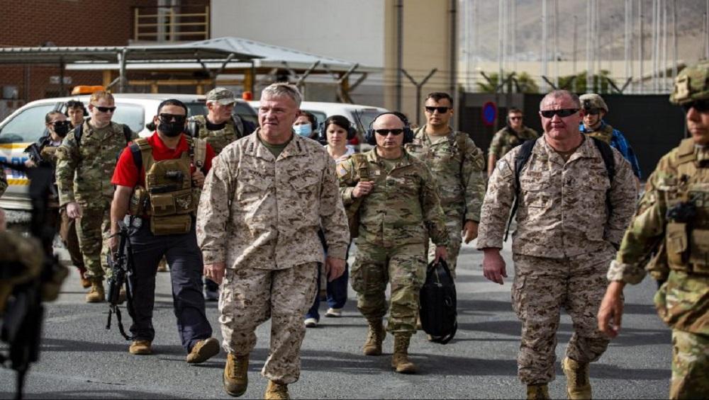 Afghanistan: সব আমেরিকানকে সঙ্গে নিয়ে তবেই আফগানিস্তান ছাড়বে মার্কিন সেনা