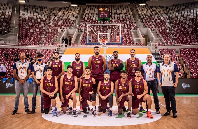 FIBA Asia Cup: এবার সাফল্য বাস্কেটবলে, এশিয়া কাপে খেলার যোগ্যতা অর্জন করল ভারত