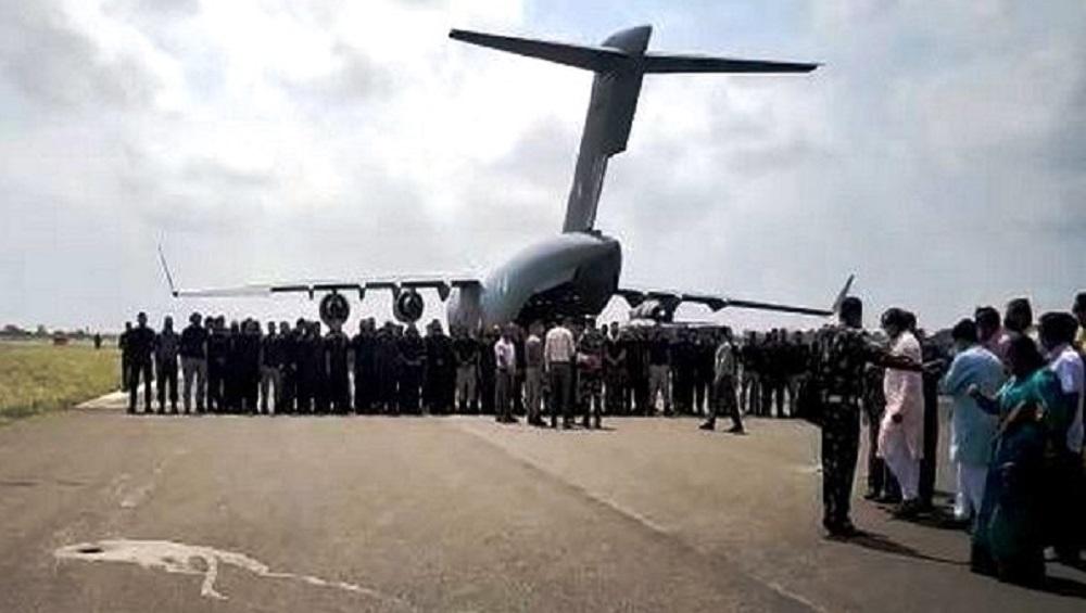 Kabul Evacuation: কাবুল থেকে আরও ২৪ জন ভারতীয়কে নিয়ে দেশে ফিরছে বায়ুসেনার বিমান