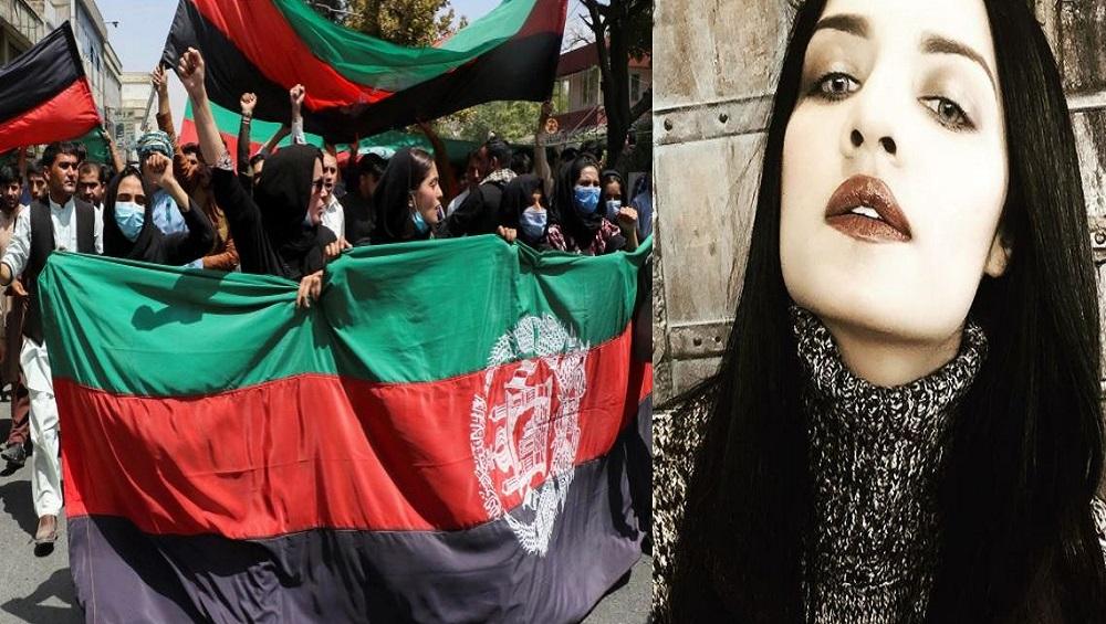 Celina Jaitly: আফগানিস্তানে পূর্ব পুরুষদের বাস, 'দেশের' জন্য মন কাঁদছে সেলিনার