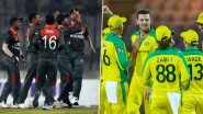 Bangladesh vs Australia 1st T20I: প্রথম টি-২০-তে অস্ট্রেলিয়াকে ১৩২ রানের সহজ টার্গেট দিল বাংলাদেশ