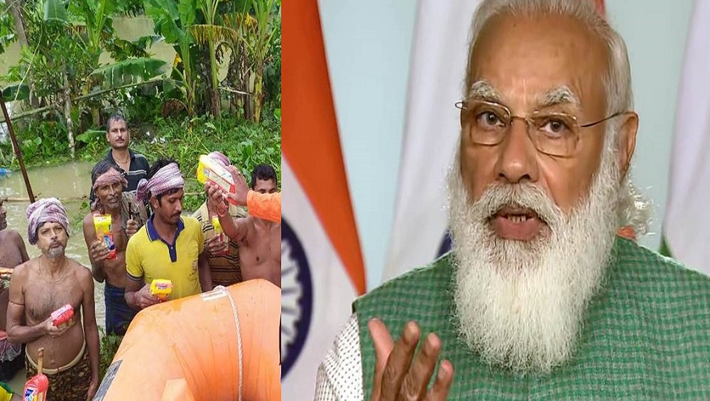 West Bengal Flood: পশ্চিমবঙ্গের বন্যা দুর্গতদের পাশে মোদী, মৃত ও আহতদের পরিবারকে সাহায্যের আশ্বাস