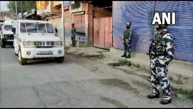 Jammu and Kashmir: শনিবার সকাল থেকেই উত্তপ্ত জম্মু কাশ্মীর, গুলির লড়াইয়ে নিহত জঙ্গি